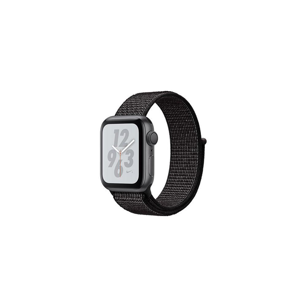 dd1406dee7f Apple Watch Nike+ Series 4 GPS, 44mm Space Grey Aluminium Case with ...